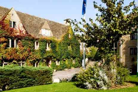 The Hatton Collection - Cotswolds Historic Manor Escape including Meals & Wine - Save 45%