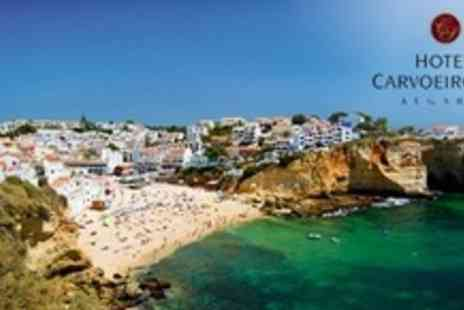Hotel Carvoeiro Sol - Three Night Stay For Two With Breakfast from 17 February to 30 April 2012 - Save 52%