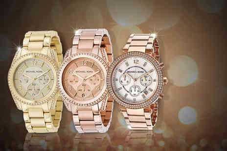 Designs by Daisy - Ladies Michael Kors watch   - Save 38%