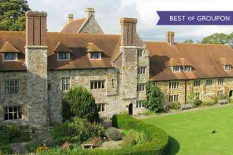 Michelham Priory - Entry to Michelham Priory With Homemade Soup and Roll For One Adult  - Save 51%