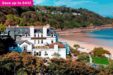 Carbis Bay Hotel - Glamorous Cornish Hotel with a Newly Refurbished Spa - Save 54%