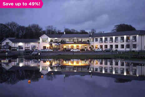 Lakeside Manor Hotel - Award Winning Hotel Set in Historically Rich Co. Cavan - Save 49%