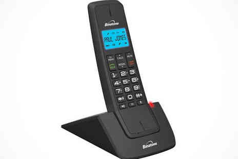 MyMemory - Binatone Cordless Telephone and Answer Machine, Delivery Included - Save 0%