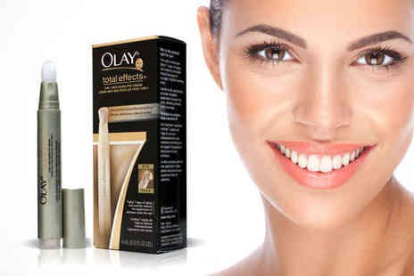 Nifty spoteu - Olay Total Effects Eye Cream - Save 53%