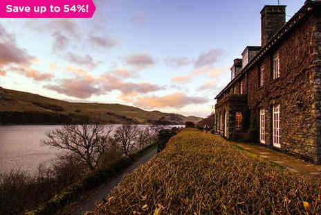 Haweswater Hotel - The Only Hotel on the Shores of the Haweswater Reservoir - Save 54%