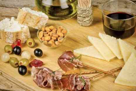 Cafe Ruma - Tapas For Two  With Wine  - Save 57%