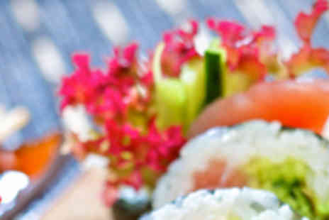 Sakushi - Eight Plates of Sushi - Save 61%
