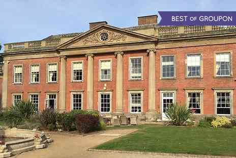Colwick Hall Hotel - Traditional Winter Afternoon Tea With Prosecco  - Save 0%