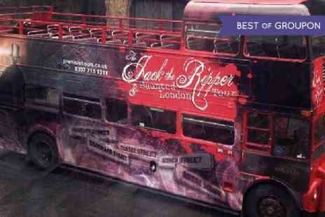 Premium Tours - Haunted London Bus Tour  - Save 52%