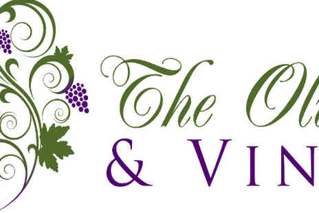 The Olive & Vine - Lunch deals for two   - Save 30%