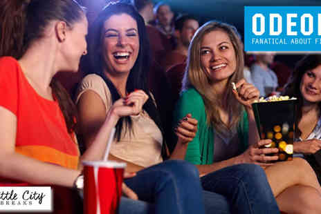 Little City Breaks  - Odeon Standard Adult Cinema Ticket - Save 52%