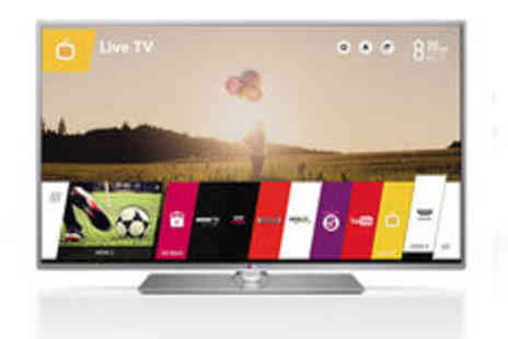 "Electrical Experience - LG 42LB650v 42"" 3D Smart TV with Freeview and WebOS  FREE delivery - Save 0%"