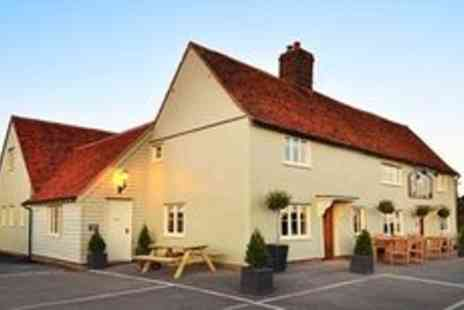 The Bull Inn - Dinner & bubbly for up to four - Save 35%