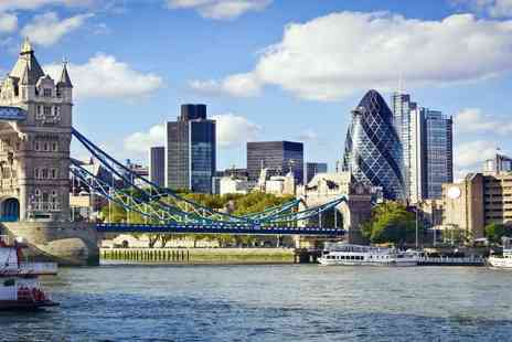 Best Western  - One night stay with Thames Cruise & more - Save 34%