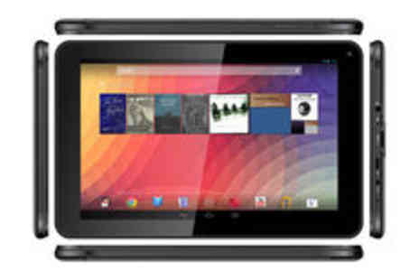 "DJC Electronics - DJC Touchtab Lite 9"" 4GB Android 4.4 tablet  plus delivery - Save 0%"