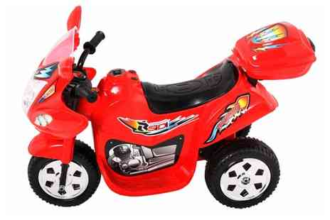 STO Racing Products - Kids 6V Ride On Trike Toys - Save 51%