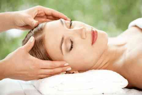 The Beauty Booth - Dermalogicia facial with a back, neck & shoulder massage - Save 0%