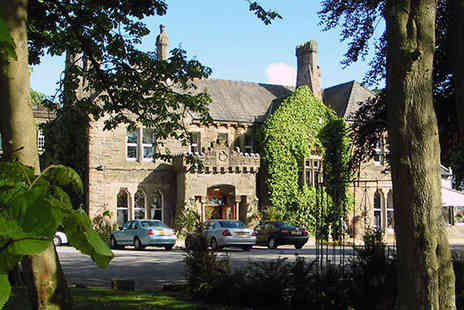 Hunday manor - Two night B&B stay for two - Save 0%