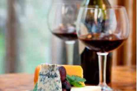 Berits & Brown - Wine Tasting for Two with a Deli Platter - Save 55%