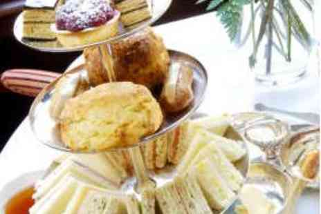 Indulgence Bramhall - Afternoon Tea for Two People - Save 58%
