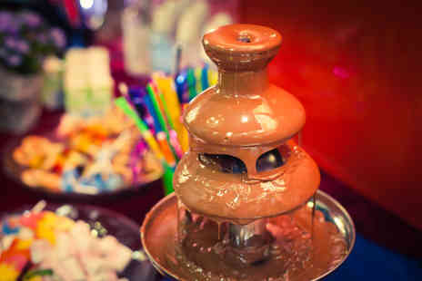 ASJ Catering & Events - Two hours of chocolate fountain hire  - Save 60%