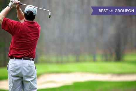 Glenisla Golf Course - Round of Golf With Breakfast  - Save 0%