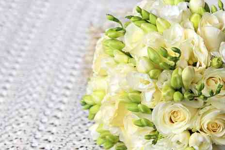 Moody Cow Florist ML8 - Floral Wedding Package - Save 56%