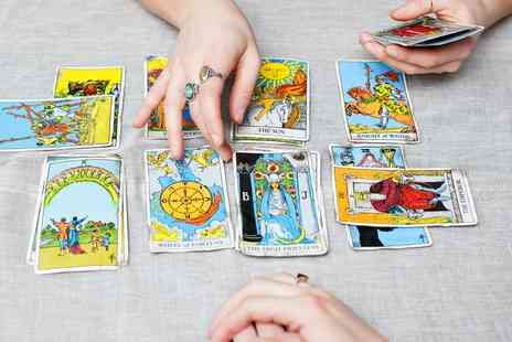 Anna Grey Psychic Services - Tarot or Angel Card Reading or Reiki Healing - Save 0%