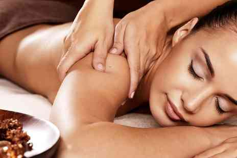 Miss Beauty - Back, Neck and Shoulders Massage or Facial - Save 57%