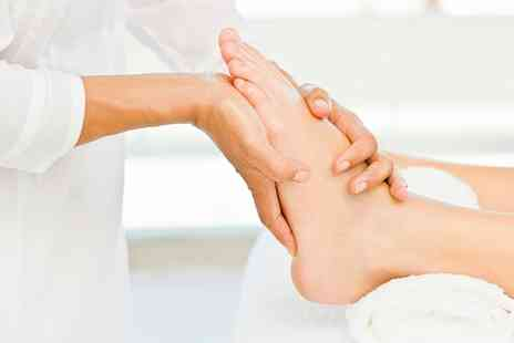 Nail & Beauty Coffee Salon - Reflexology Treatment  With Indian Head Massage - Save 37%