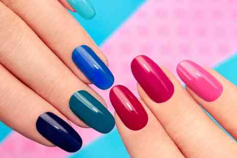 Soda Salons - Shellac Manicures - Save 0%