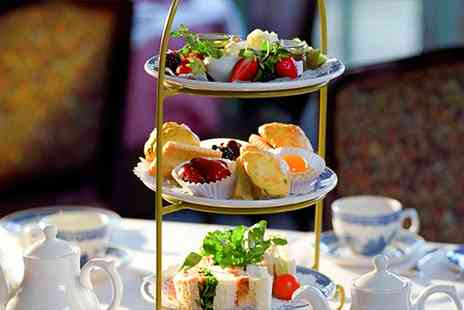 Rookery Manor - Afternoon Tea With Cocktails For Two - Save 42%