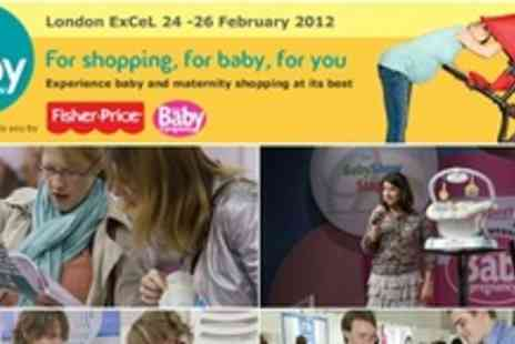 The Baby Show - Tickets to The Baby Show ExCeL with exclusive Tommee Tippee giveaways - Save 40%