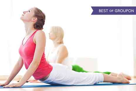 Move GB - Ten Yoga and Hot Yoga Passes - Save 79%