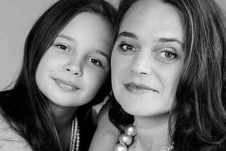 Epic Photography - Couple or Mother and Daughter Photoshoot With Makeover and Prints - Save 0%