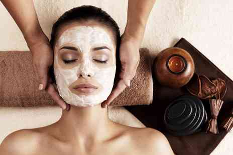 Atlantis Beauty Salon  - Massage With Facial   - Save 50%