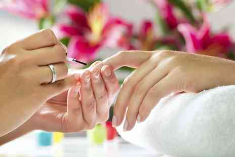 Nail Divas - Nail Care or Massage Course - Save 85%