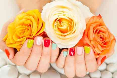 Atlantis Beauty Salon - Shape and Polish For Fingers and Toes - Save 46%