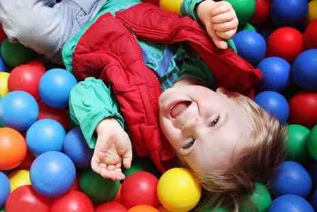 My Splash - One Hour Childrens Soft Play With Drink  - Save 0%