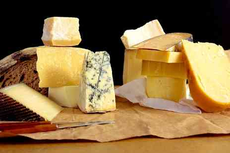 Hickson and Blacks -  £20 Towards Specialist Cheese - Save 53%