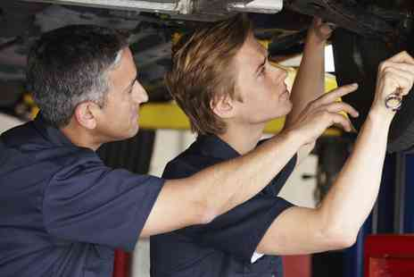 Chapmans Auto Centres - Two Hour Learn About Your Car Workshop   - Save 74%