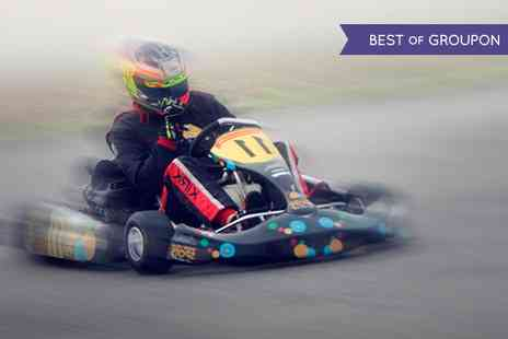 Elk Motorsport -  35 Laps on 600m Outdoor Circuit - Save 58%