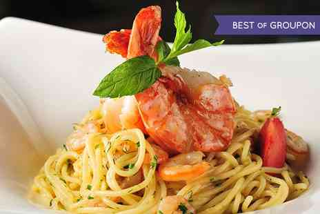 Ravello - Two Course Lunch With Wine For Two - Save 50%
