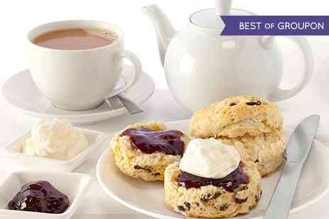 Melville Castle - Sparkling Afternoon Tea For Two   - Save 52%