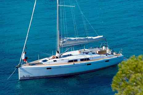 Prestige Portfolio - Full Day Introduction to Sailing With Lunch - Save 50%