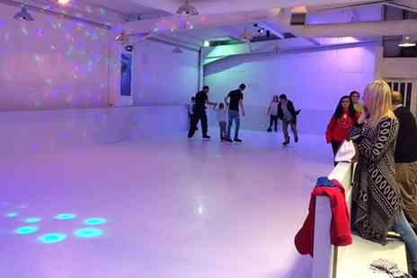 Livingston - Glow in the Dark Mini Golf or Ice Skating - Save 50%