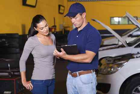 Girdwoods Garage  - Car MOT or 54 Point Service   - Save 0%