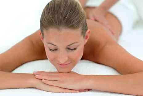 Mews Beautique - Back, Neck and Shoulder Massage With Facial - Save 51%