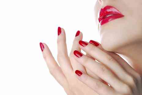 Katherine nails - Shellac Manicure or Pedicure - Save 0%
