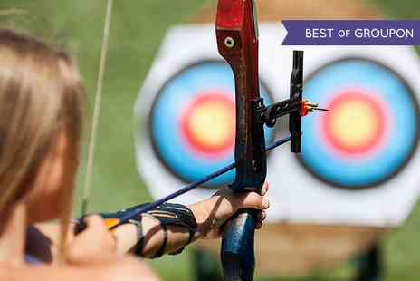 X Adventure Activities - Outdoor Activity Day With Archery For One - Save 54%